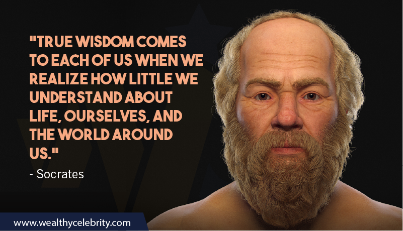 Socrates quotes about Wisdom
