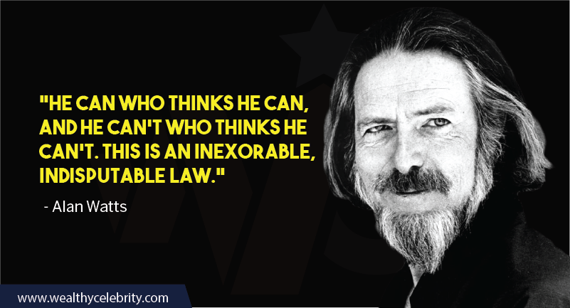Alan Watts quotes about death