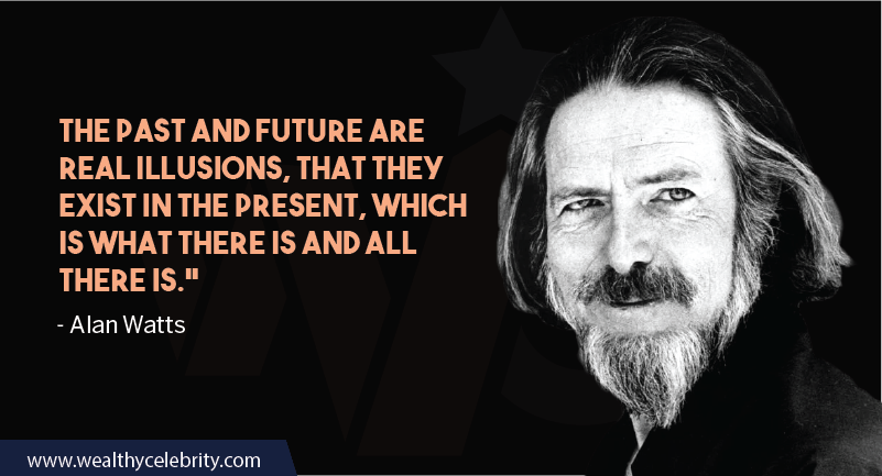Alan Watts quotes about life philosophy