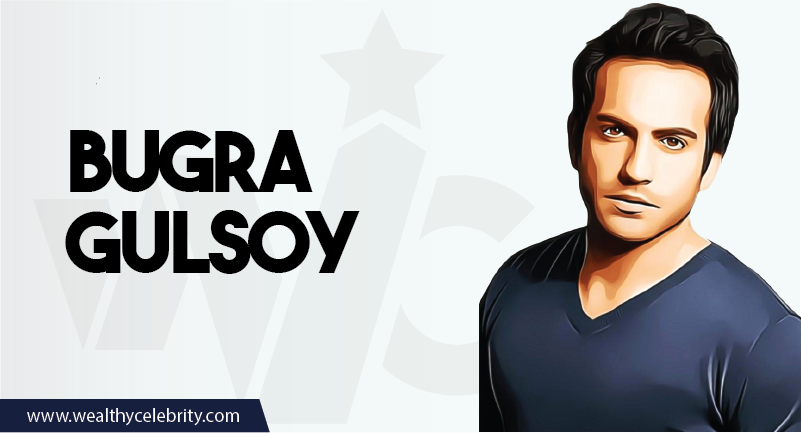 Bugra Gulsoy - Turkish Actor