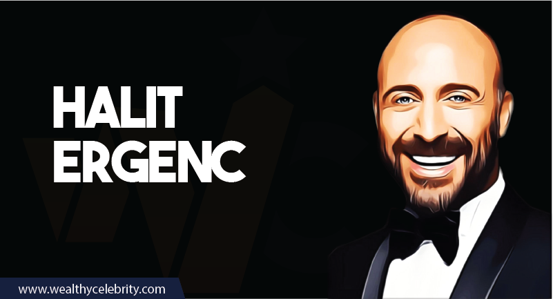 Halit Ergenc - Turkish Actor