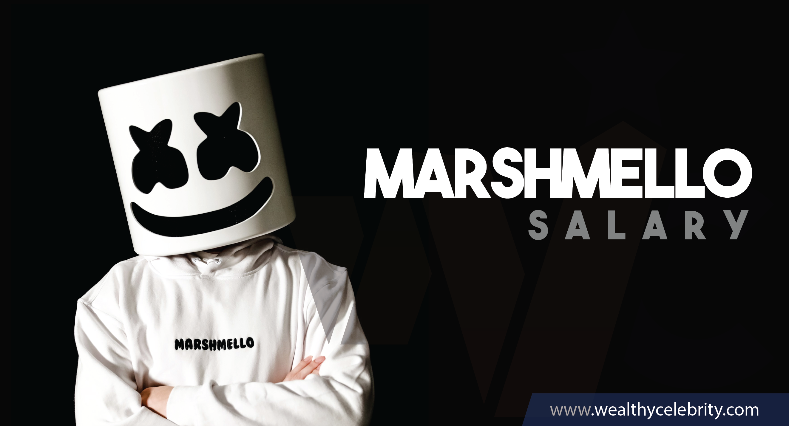 Marshmello DJ - Current Salary Net Worth