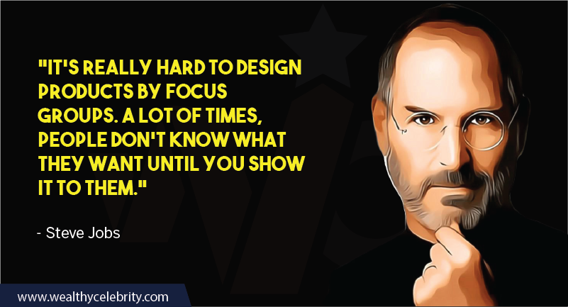 Steve Jobs Quotes about innovation