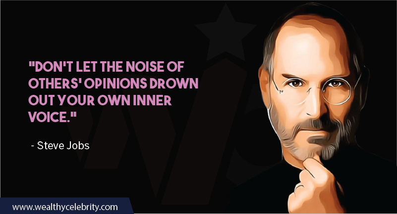 Steve Jobs motivational quotes about self confidence