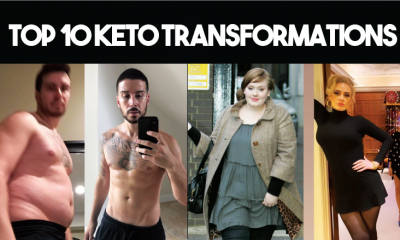 Top 10 Keto Transformation - Keto Weight Loss