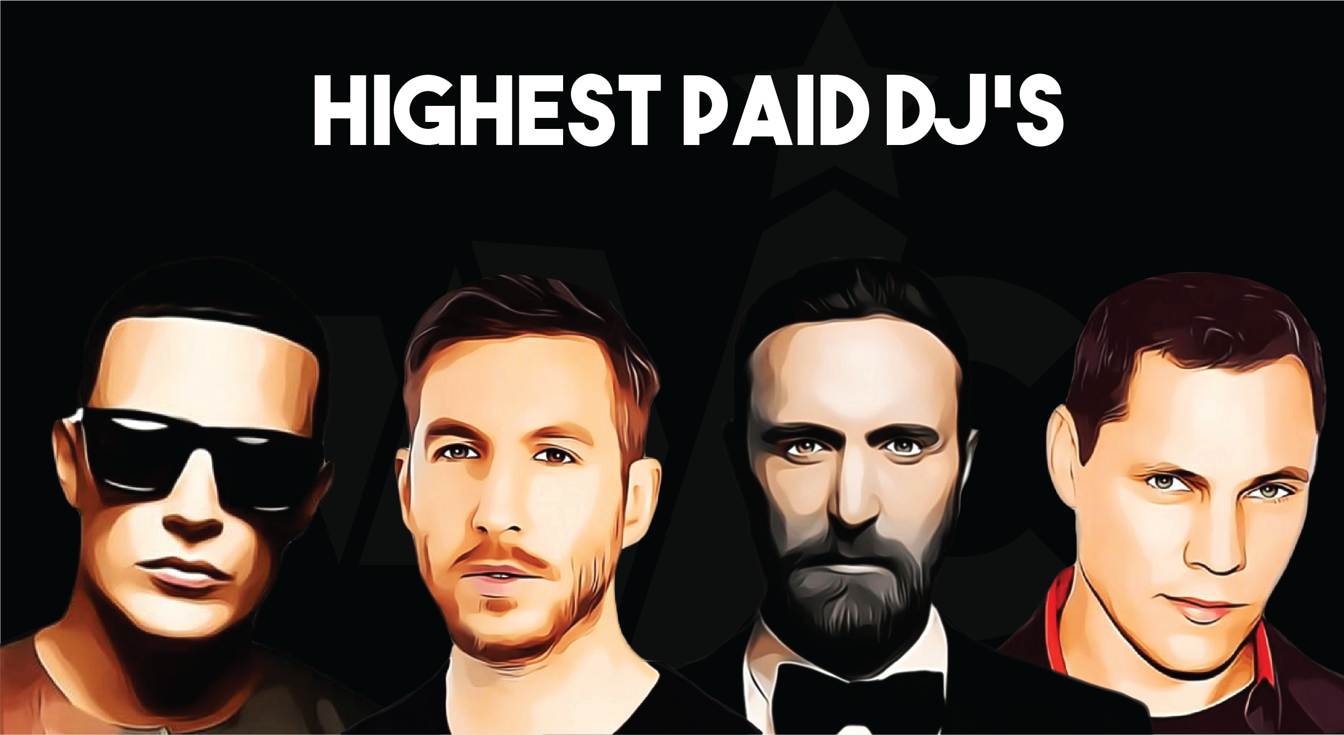 Top 15 Highest Paid DJs - Current Salary Net Worth