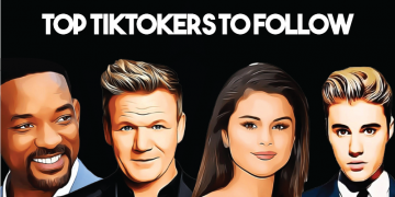 Top TikTokers to follow