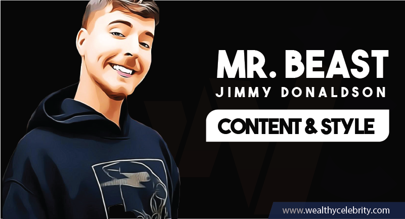 Mr Beast - Content style
