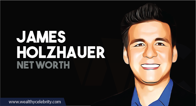 James Holzhauer - Net Worth