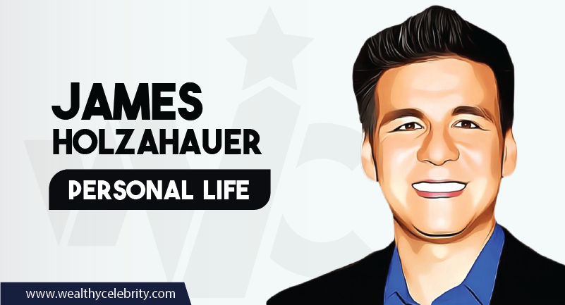 James Holzhauer - Personal Life