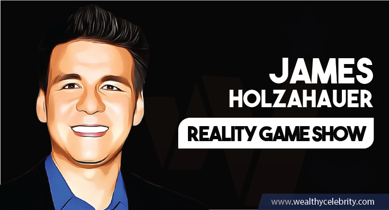 James Holzhauer - Reality Game Show