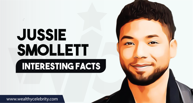 Jussie Smollet - Interesting Facts
