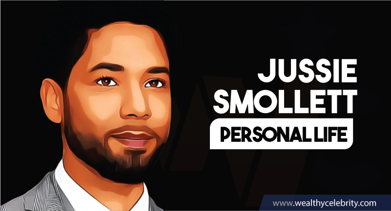 Jussie Smollet - Personal Life