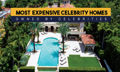 Most Expensive Homes owned by celebrities
