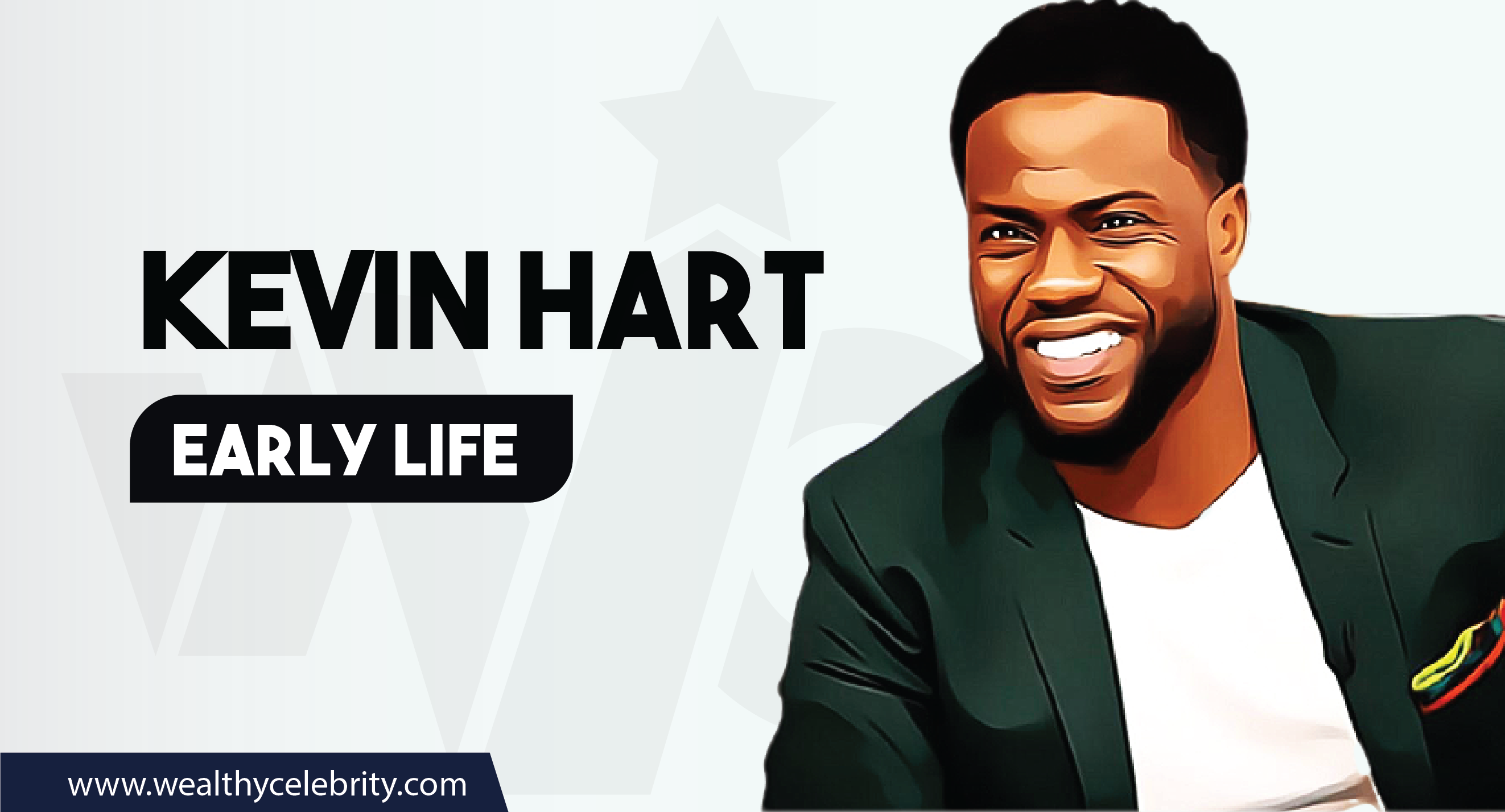 Kevin Hart - Early Life