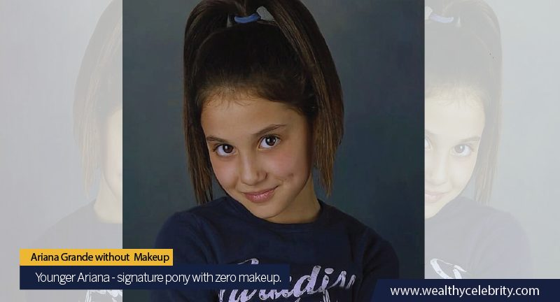 05 - Ariana Grande no makeup