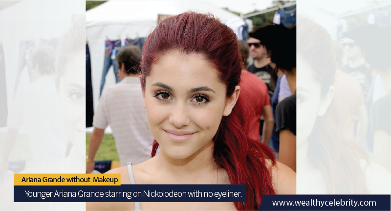 08 - Ariana Grande no makeup