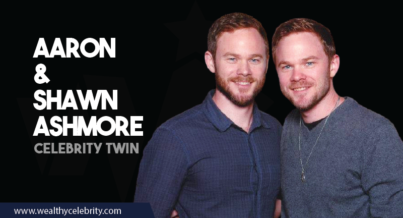 Aaron and Shawn Ashmore - Celebrity Twins