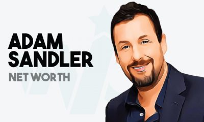 Adam Sandler - Net Worth