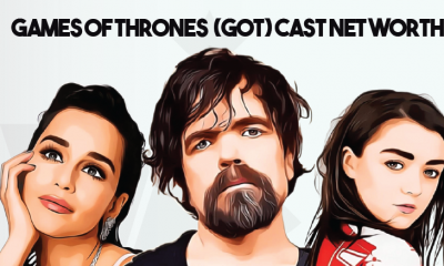 Game of Thrones GOT Cast Net Worth