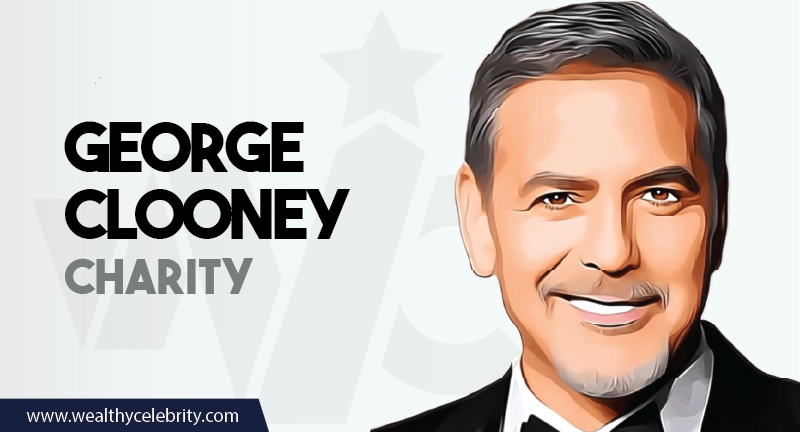 George Clooney Charity