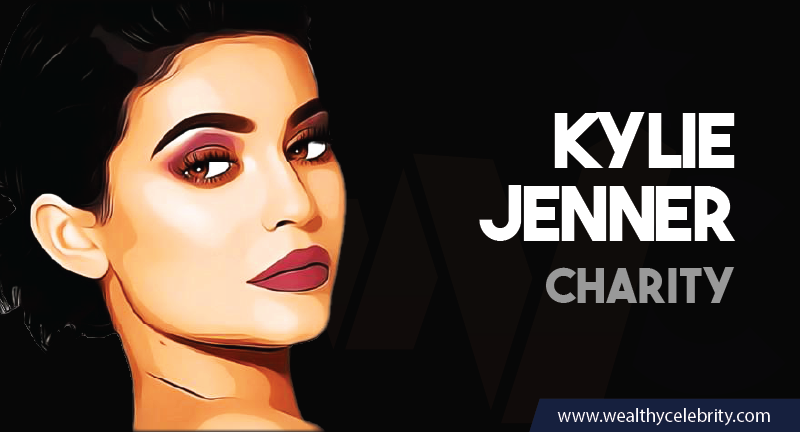 Kylie Jenner Charity