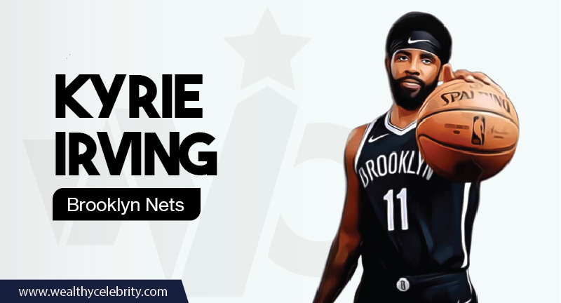 Kyrie Irving - Brooklyn NetsKyrie Irving - Brooklyn Nets