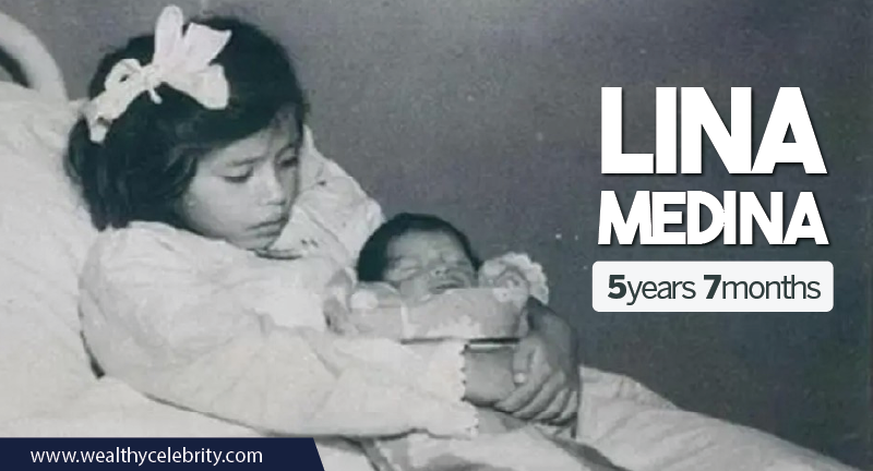 Lina Medina youngest mother 5 year old mother 1