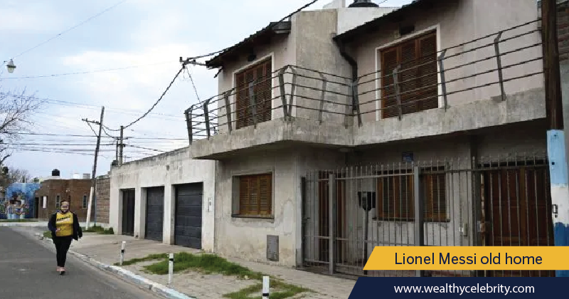 Lionel Messi old childhood house_2