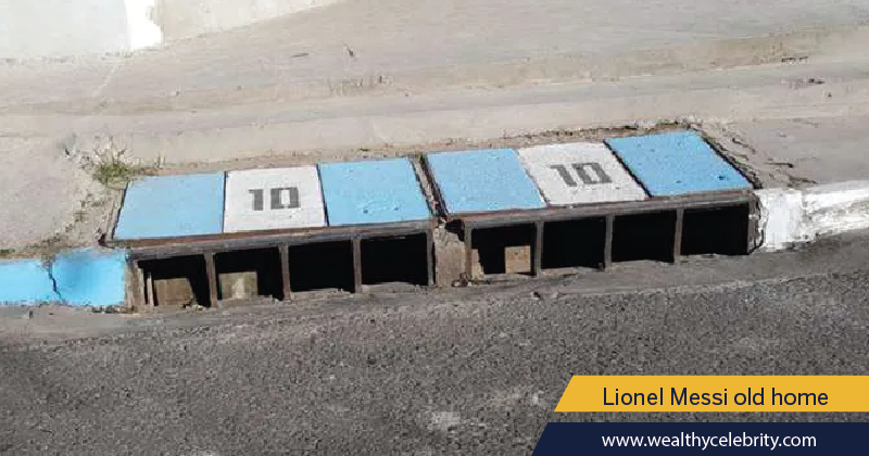 Lionel Messi old childhood house_4