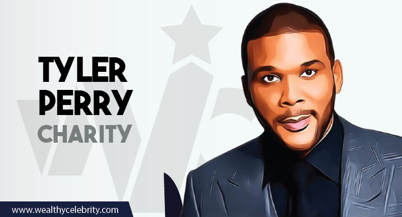 Tyler perry charity