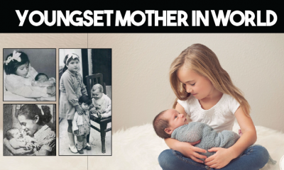 Youngest Mother in the world
