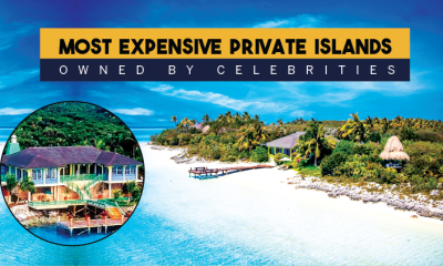 Most Expensive Private Island owned by celebrities