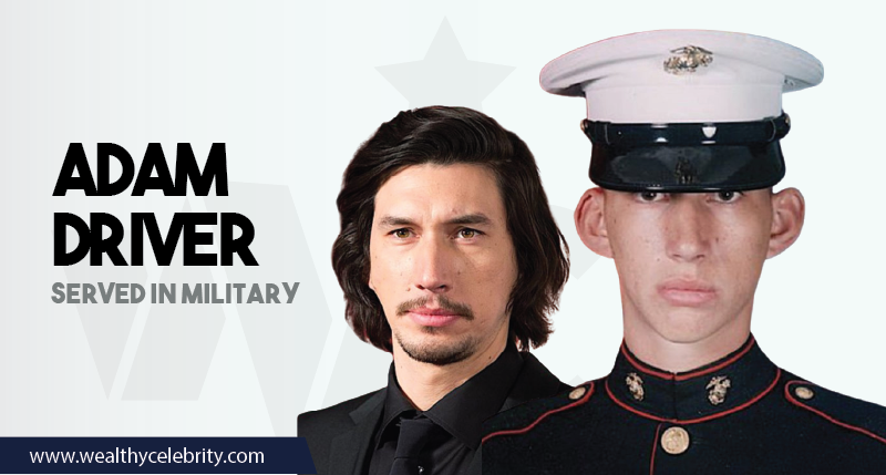 Adam Driver Served in Military