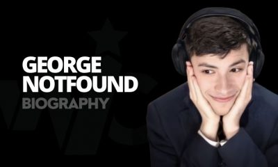 GeorgeNotFound Net Worth, Real Name, Glasses, Height, Biography