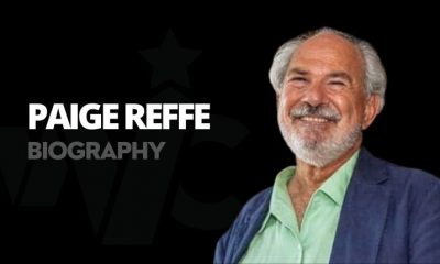 Paige Reffe Net Worth, Biography, Images, Wife