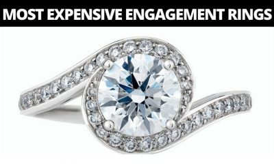Top 10 Most Expensive Celebrity Engagement Rings