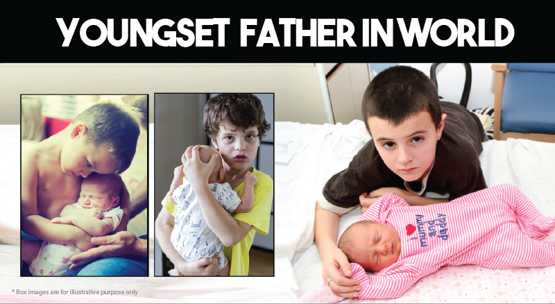 Youngest Father in the world