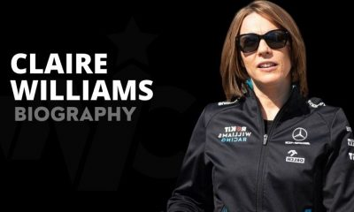 Claire Williams Net Worth, Husband, Pictures, Age, Baby And Wikipedia