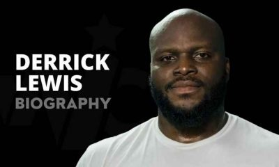 Derrick Lewis Net Worth, Wife, Kids, Cars, Age, Height And Biography