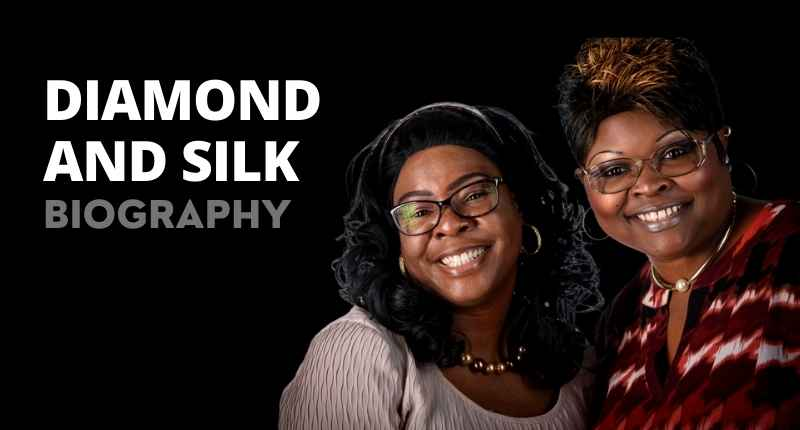 Diamond and Silk Net Worth, Members Names, Age, Family And Wikipedia