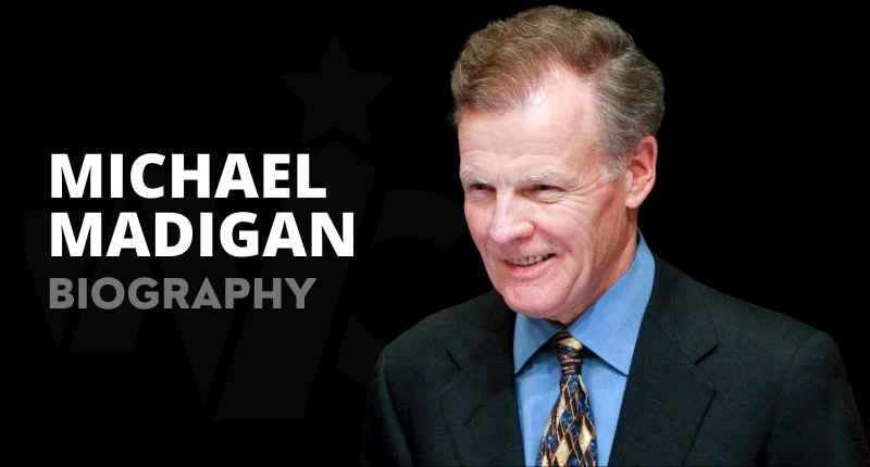 Michael Madigan Net Worth, Salary, House, Age, Wife And More