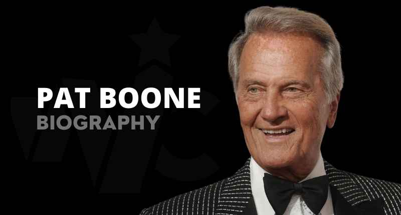 Pat Boone Net Worth, Daughters, Albums, Age, Bio And Wikipedia