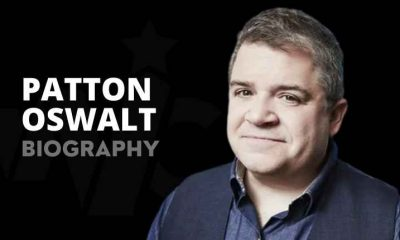 Patton Oswalt Net Worth, Wife, Daughter, Height, Weight And Biography