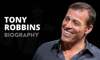 Tony Robbins Net Worth, Age, Height, Quotes And Wikipedia
